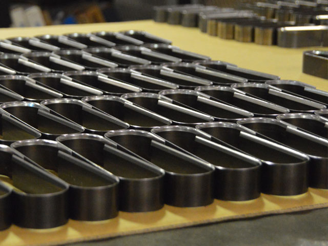 Flat Cutting Dies - Steel Rule Dies for Automotive