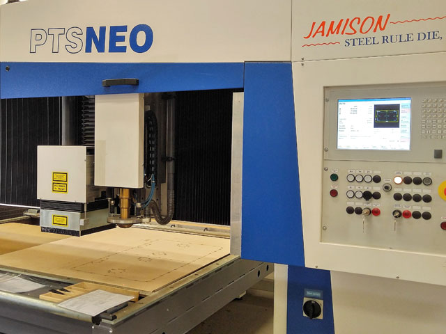 Lasercomb flat laser cutting machine