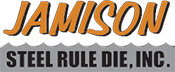 Jamison Steel Rule Die Logo